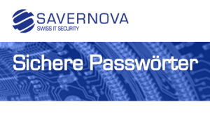 Das Dilemma mit den sicheren Passwörtern
